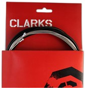 Clarks Stainless Steel Gear Cable Kit - Gear SP4 Housing