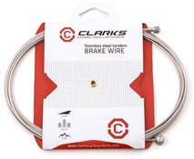 Clarks Universal Stainless Steel Inner Brake Wire