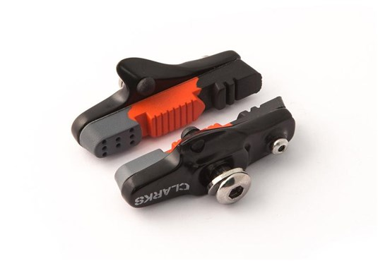 Clarks 52mm Brake Shoe and Cartridge Road Caliper Brake Holder