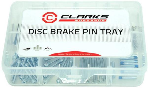 Clarks Disc Pad Pin Tray