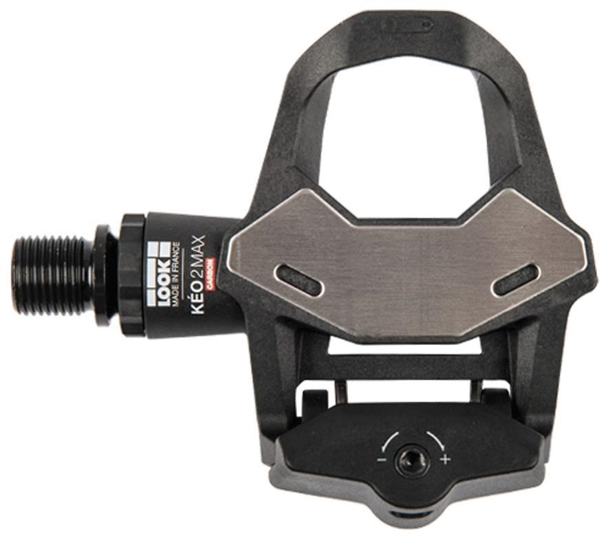 Look KEO 2 Max Carbon Pedals with KEO Grip Cleats | Pedals