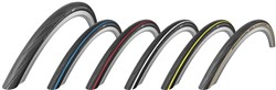 Schwalbe Lugano Kevlar Guard Silica Compound Wired 700c Road Tyre