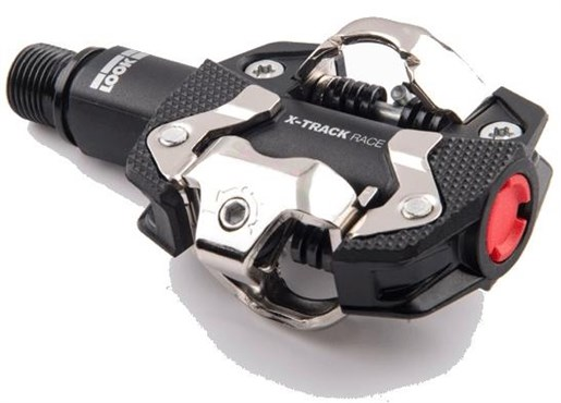 Look X-Track Race MTB Pedals with Cleats