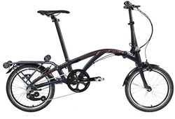 Product image for Dahon Curl I3 16w 2018 - Folding Bike
