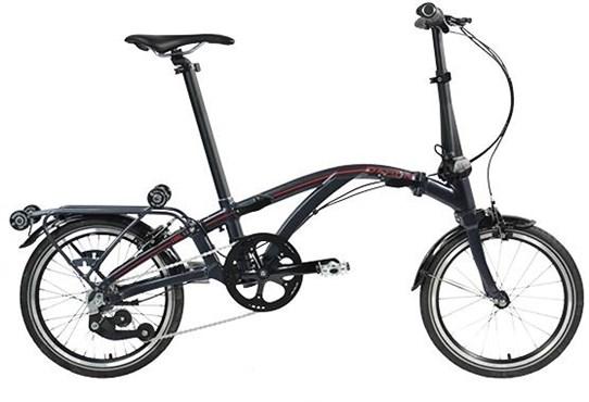 Dahon Curl I3 16w 2018 - Folding Bike