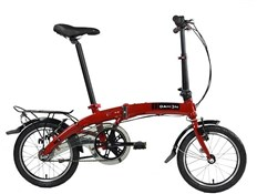 Product image for Dahon Curve I3 16w 2018 - Folding Bike