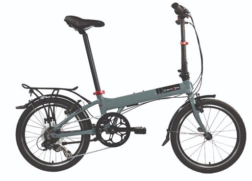 Dahon Mariner D8 U 20w 2018 - Folding Bike | Folding