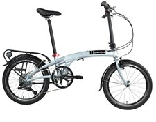 Product image for Dahon Qix D8 U 20w 2018 - Folding Bike