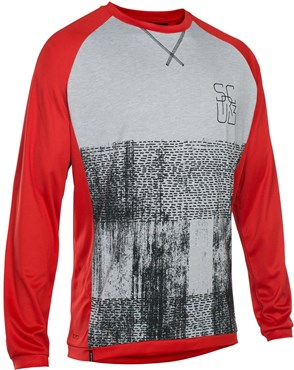 Ion Scrub Amp Long Sleeve Jersey