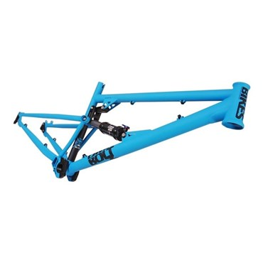 DMR Bolt MK2 Tapered Frame Including Shock 2018
