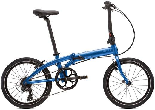 Tern Link C8 2017 - Folding Bike | Foldecykler