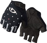 Product image for Giro Jag-Ette Womens Road Mitts / Short Finger Cycling Gloves