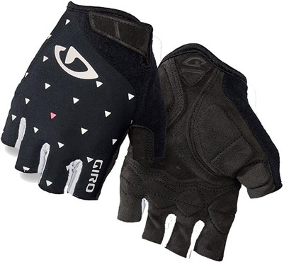 Giro Jag-Ette Womens Road Mitts / Short Finger Cycling Gloves