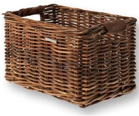 Basil Dorset Rattan Bike Basket
