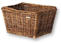 Product image for Basil Dalton Rattan Front Bike Basket