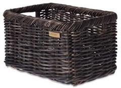 Basil Noir Rattan Bike Basket