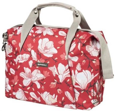 Basil Magnolia Carry All Pannier Bag