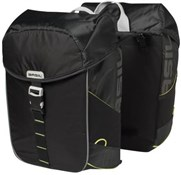 Product image for Basil Miles Double Pannier Bags
