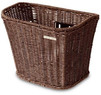 Basil BaSimply II Rattan Look Front Basket
