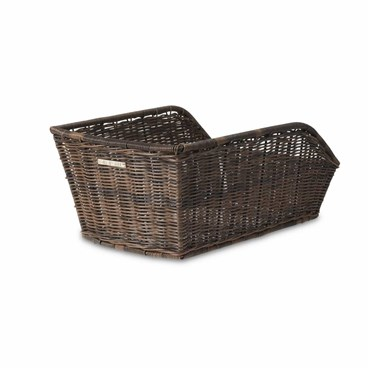 Basil Cento Rattan Look Rear Basket