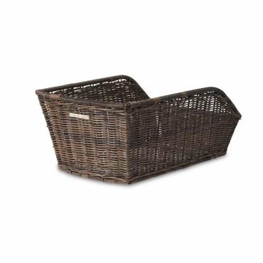 Basil Cento Rattan Look Rear Basket