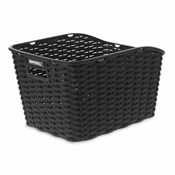Basil Weave WP Synthetic Rear Basket