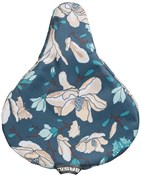 Basil Magnolia Saddle Cover