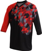 Product image for Funkier Flow-MTB Enduro 3/4 Sleeve Jersey