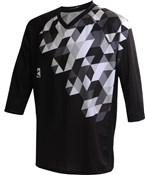 Funkier Flow-MTB Enduro 3/4 Sleeve Jersey