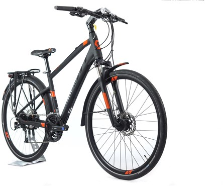 Scott Sub Sport 20 - Nearly New - S  - 2017 Hybrid Bike