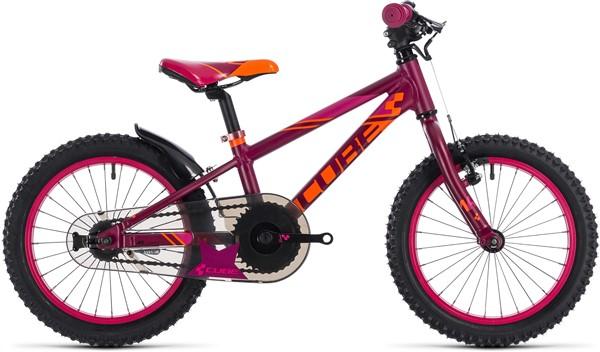 Cube Kid 160 Girl 16w - Nearly New 2018 - Bike