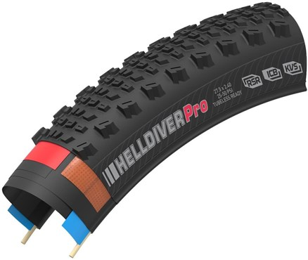 "Kenda Helldiver Pro 27.5"" Folding Tyre"