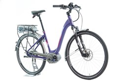 Raleigh Captus Hub Gear 8 Spd 700c Womens - Nearly New - 46cm 2018 - Electric Hybrid Bike