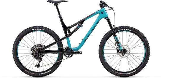"Rocky Mountain Thunderbolt Carbon 90 BC Edition 27.5"" Mountain Bike 2018 - Trail Full Suspension MTB 