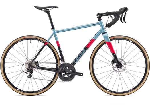 Genesis Equilibrium Disc 20 - Nearly New - L - 2018 Road Bike