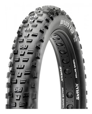 "Maxxis Minion FBR Folding 27.5"" Fat Bike Tyre"