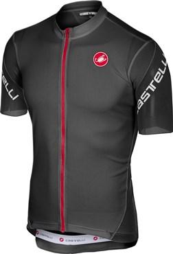 Castelli Entrata 3 FZ Short Sleeve Jersey | Trøjer