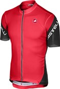 Product image for Castelli Entrata 3 FZ Short Sleeve Jersey