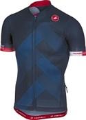 Castelli Free AR 4.1 FZ Short Sleeve Jersey