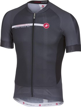 0b939eb64 Castelli Aero Race 5.1 FZ Short Sleeve Jersey