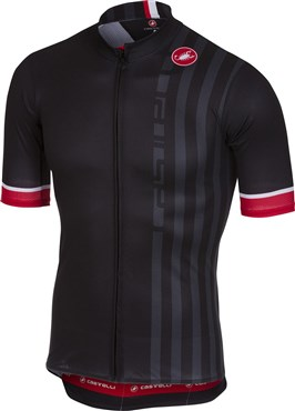 Castelli Podio Doppio FZ Short Sleeve Jersey