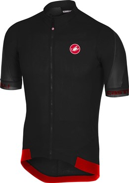 Castelli Volata 2 FZ Short Sleeve Jersey