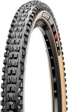 "Maxxis Minion DHF Folding EXO Tubless Ready Skinwall 27.5"" MTB Tyre"