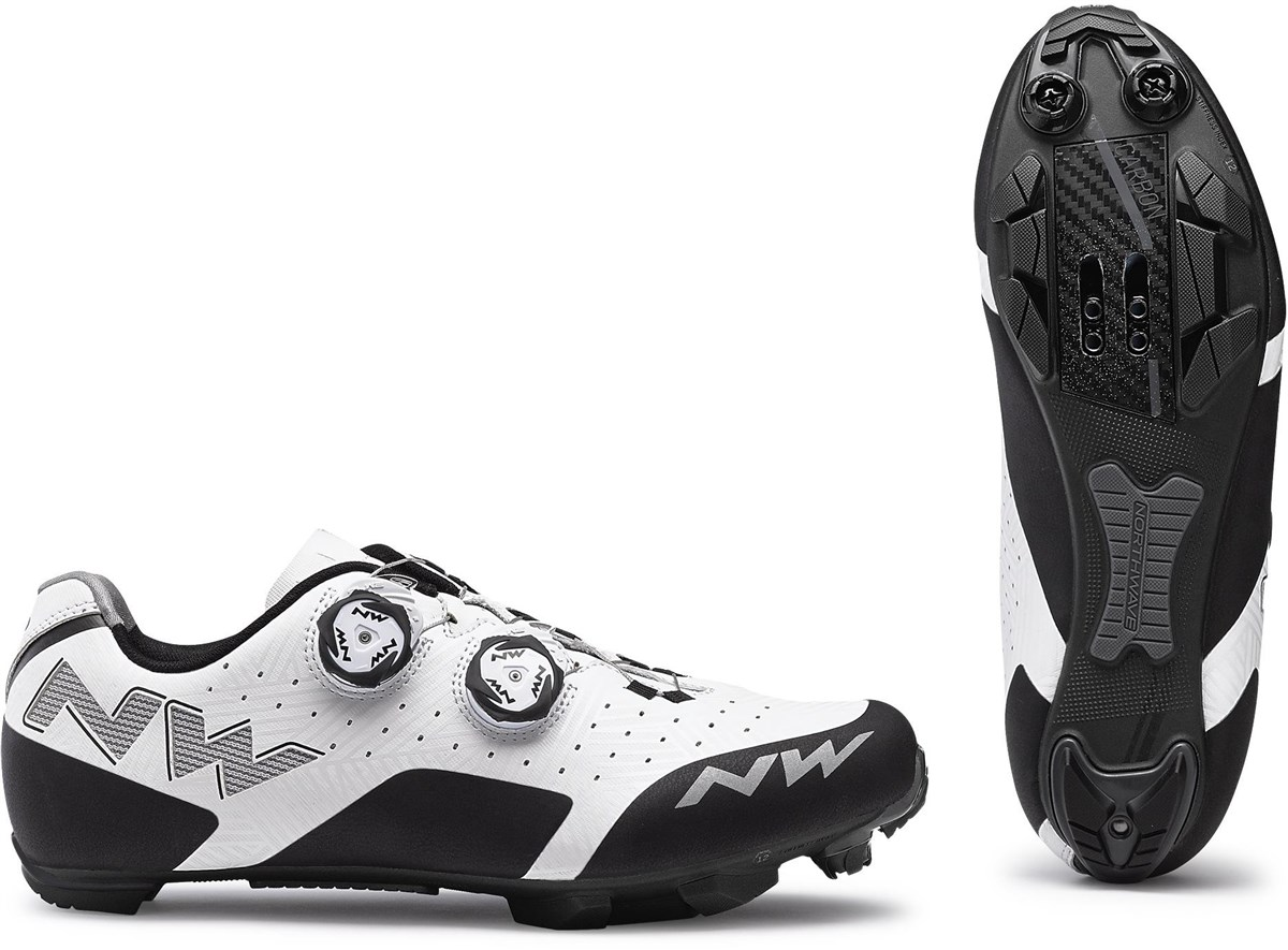 Northwave Rebel SPD MTB Shoes   Shoes and overlays