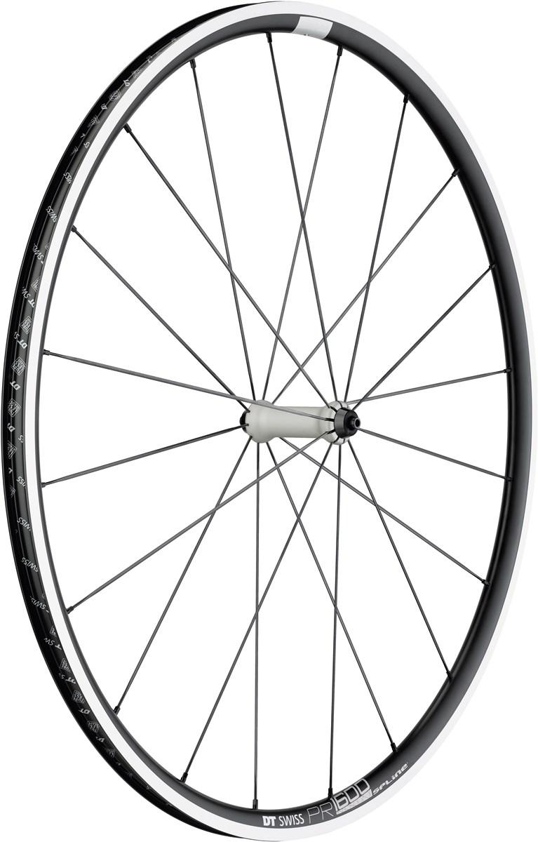 DT Swiss PR 1600 Spline Clincher Front Wheel | Front wheel