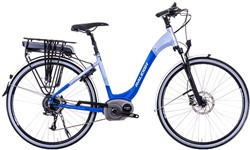Raleigh Motus 10 Speed Womens - Nearly New - 46cm 2018 - Electric Hybrid Bike