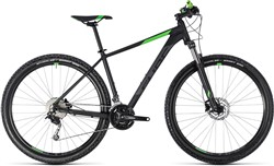 "Cube Aim SL 27.5"" - Nearly New - 18"" Mountain Bike 2018 -"