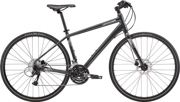 Cannondale Quick 5 Disc - Nearly New - L 2018 - Bike
