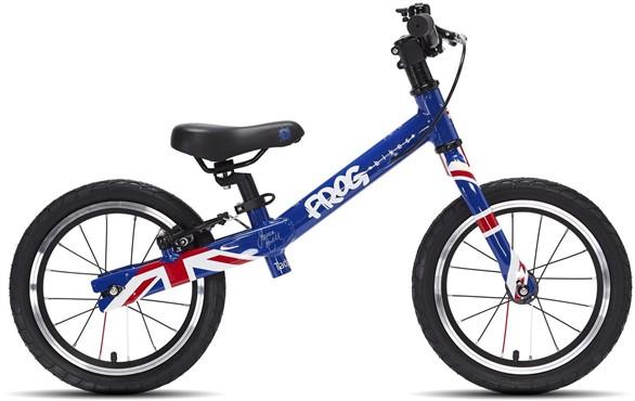 """Frog Tadpole Plus Balance Bike - Nearly New - 14""""w 2018 - Bike"""