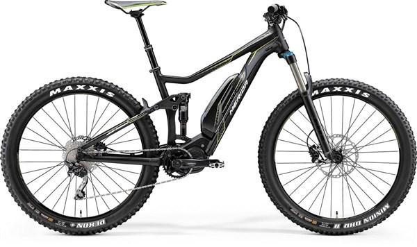 Merida eONE-Twenty 500 MTB Full Suspension - Nearly New - M 2017 - Bike | City-cykler